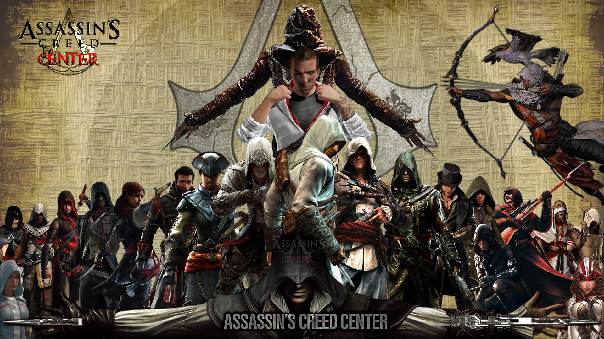 Assassin Creed Wallpaper Posted By Ethan Anderson