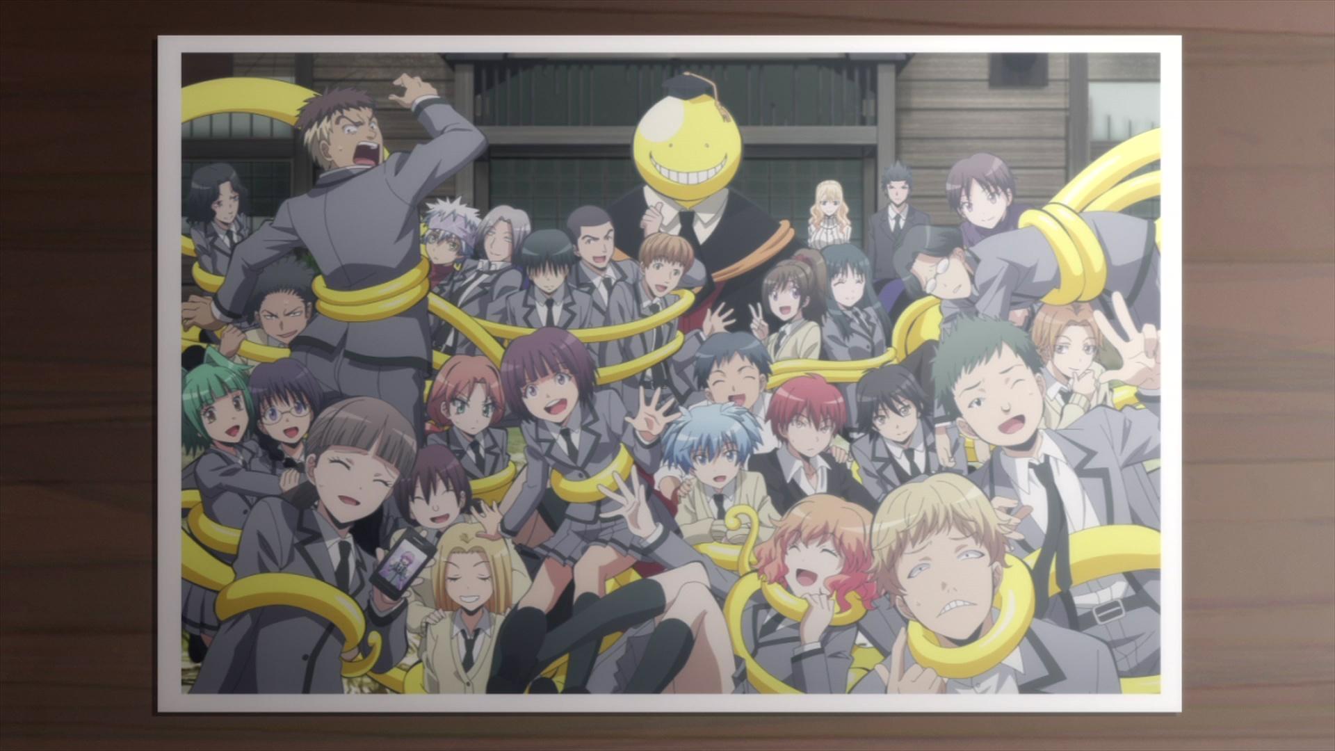 16+ Anime Laptop Wallpaper Assasination Classroom Images