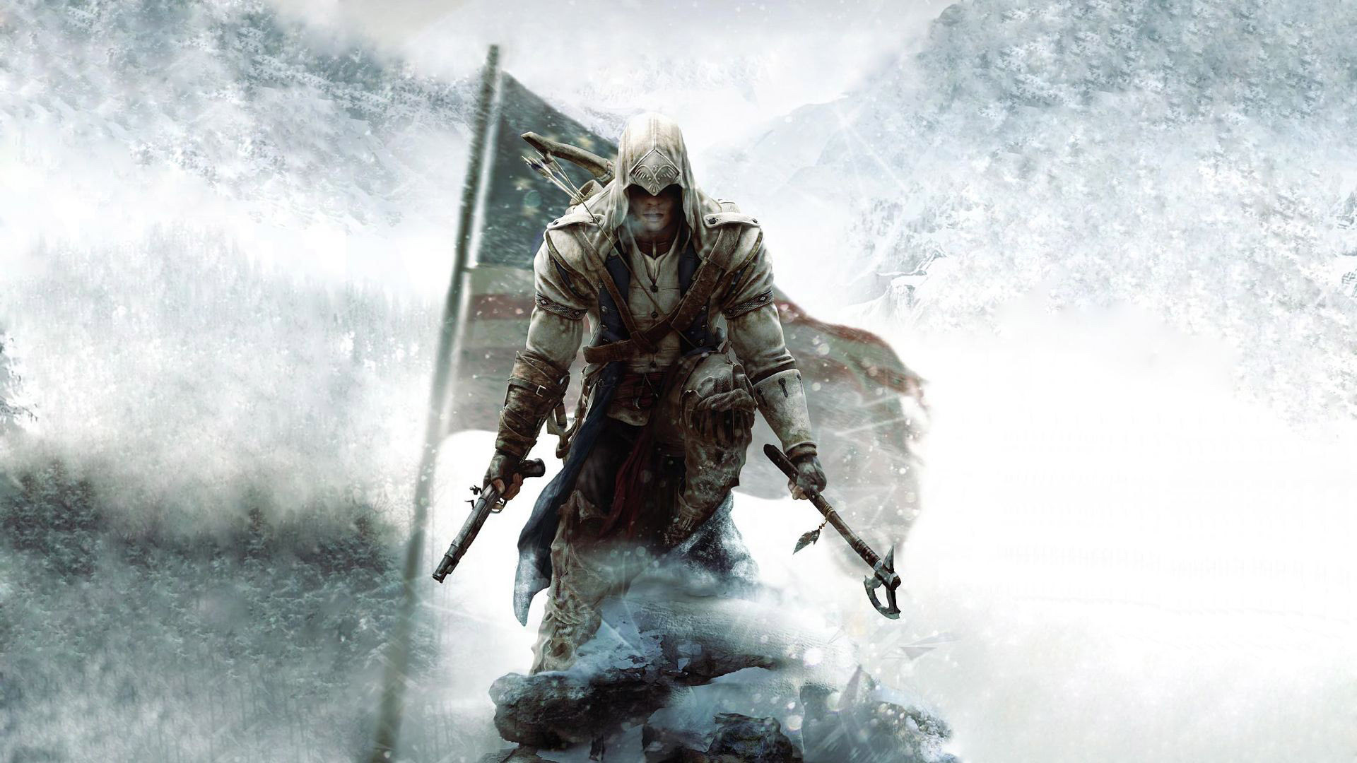 Assassins Creed 3 Wallpaper Hd Posted By Samantha Cunningham