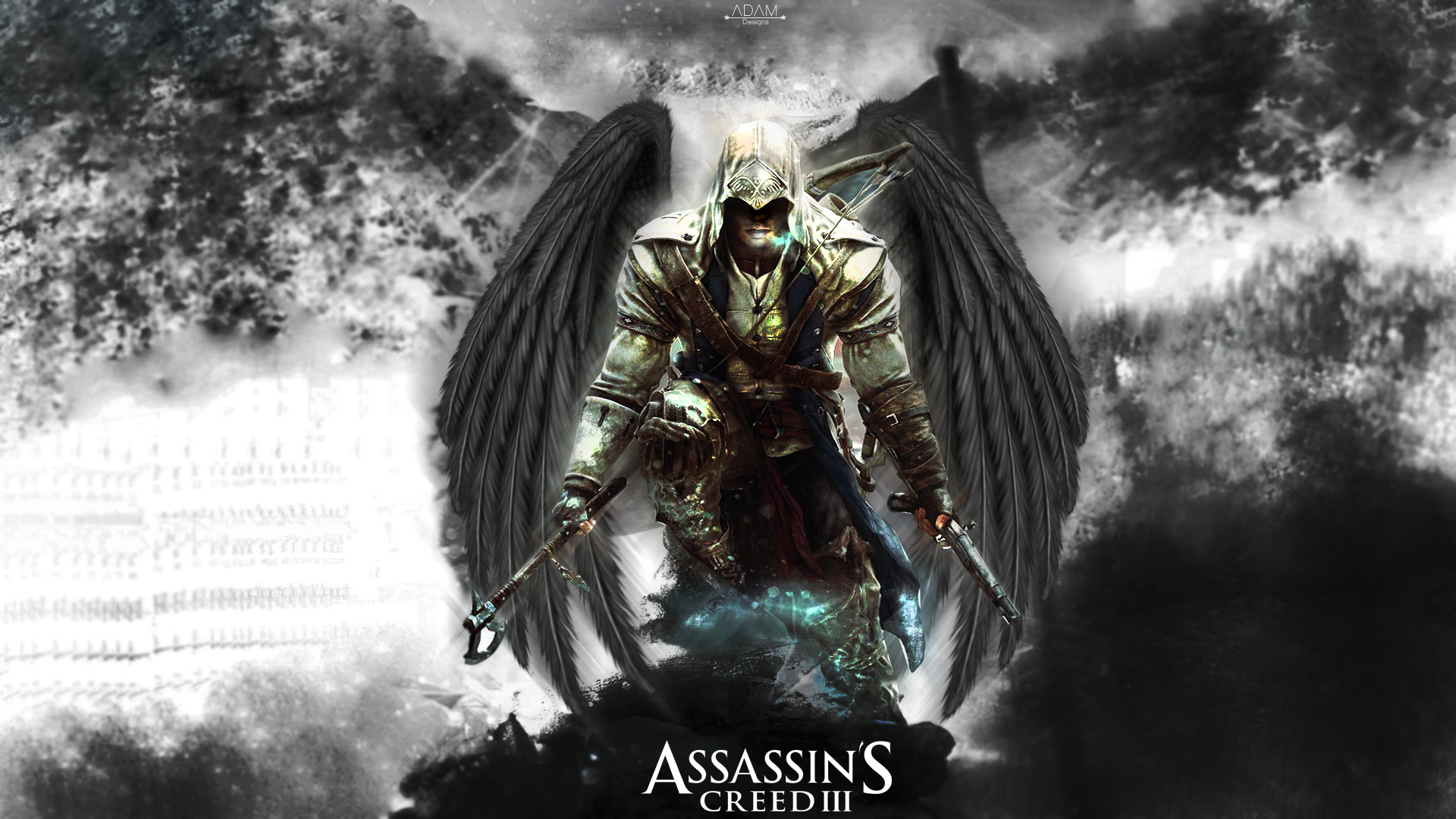 Assassins Creed 3 Wallpaper Posted By Christopher Peltier