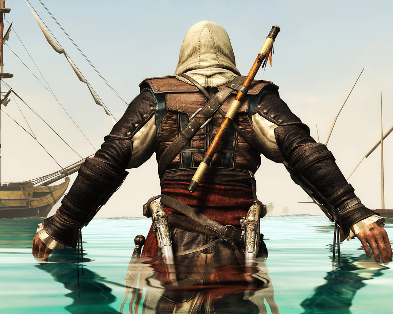 Assassins Creed 4 Wallpaper Posted By Christopher Tremblay