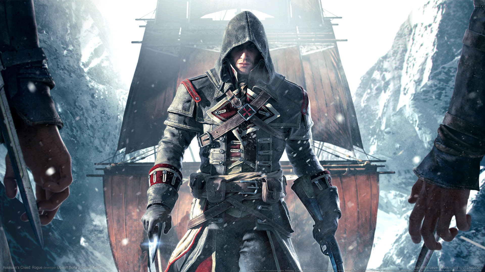 Assassins Creed Backgrounds Posted By Zoey Thompson