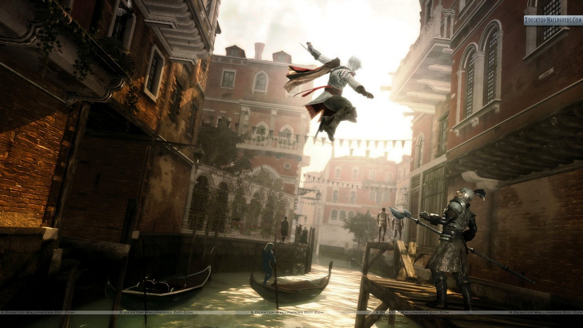 Assassins Creed Ezio Wallpaper Hd Posted By Christopher Johnson