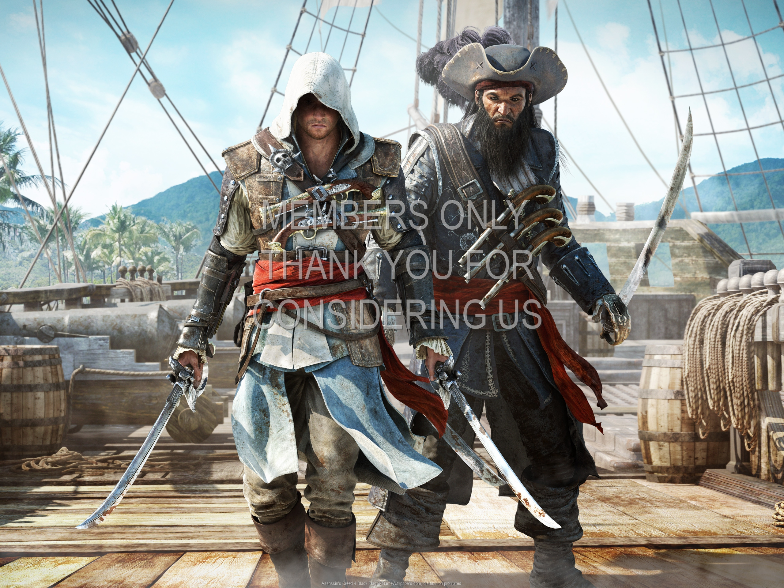 Assassins Creed Iv Black Flag Wallpapers Posted By Ethan Walker