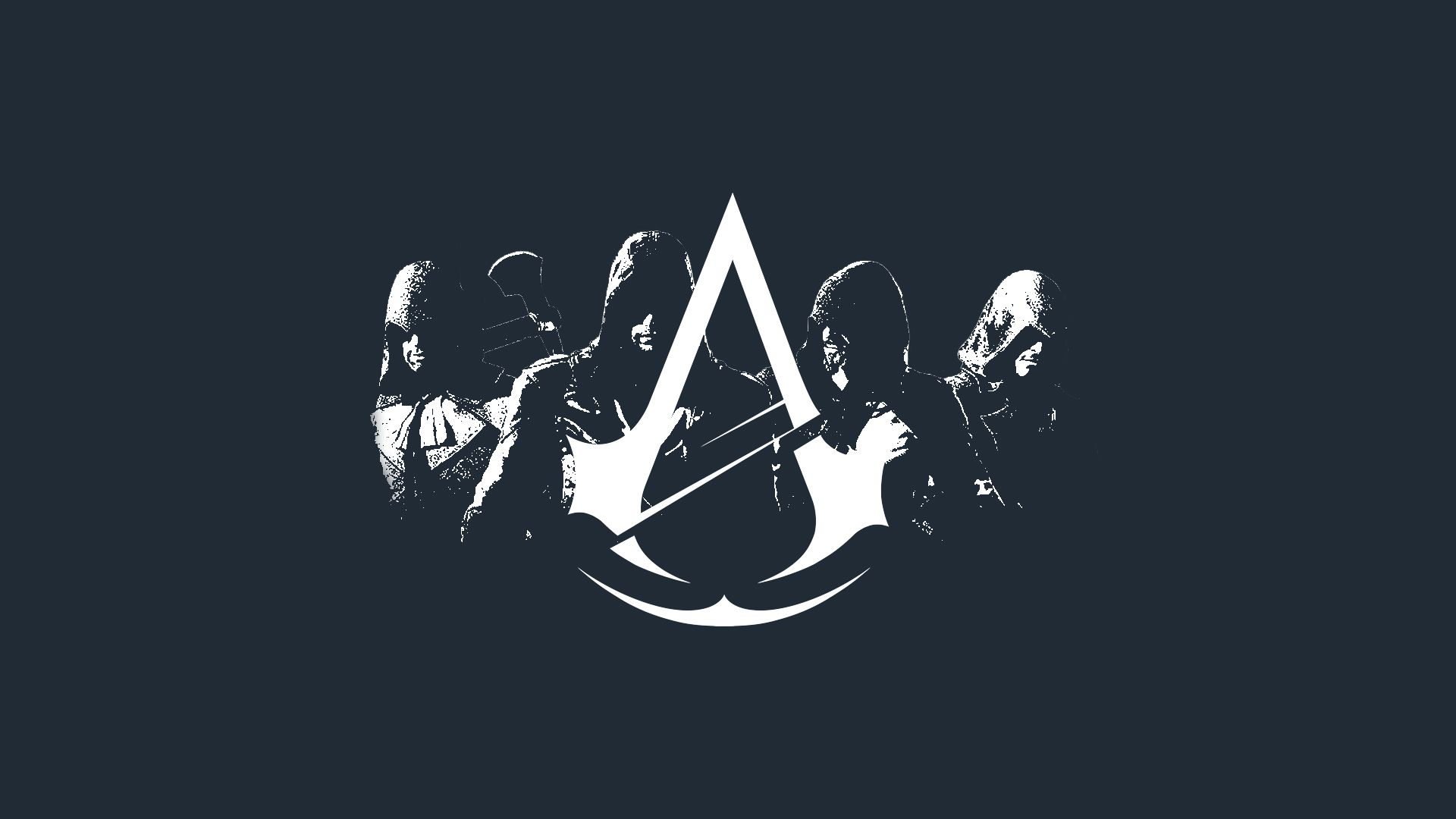 Assassins Creed Logo Wallpapers Posted By Ryan Mercado