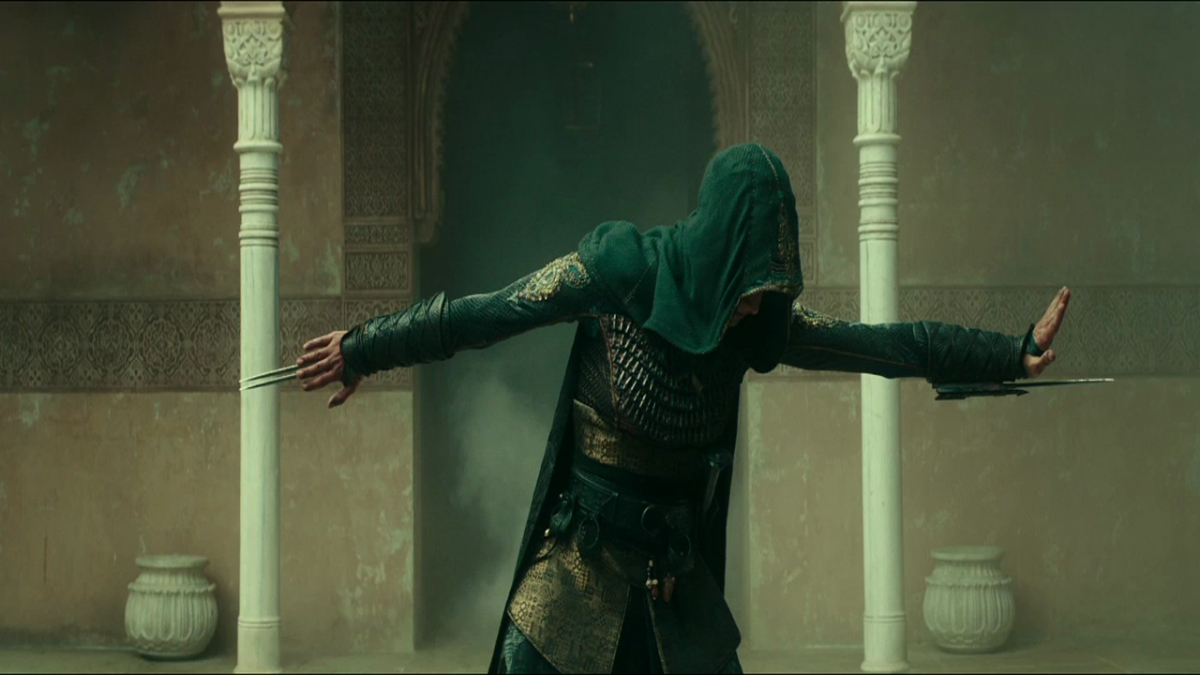 Assassins Creed Movie Hd Posted By Michelle Thompson