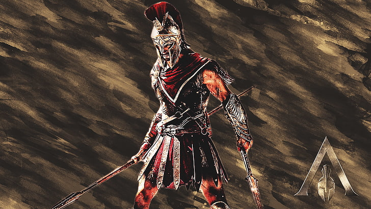 Assassins Creed Odyssey Wallpaper Posted By Ryan Walker