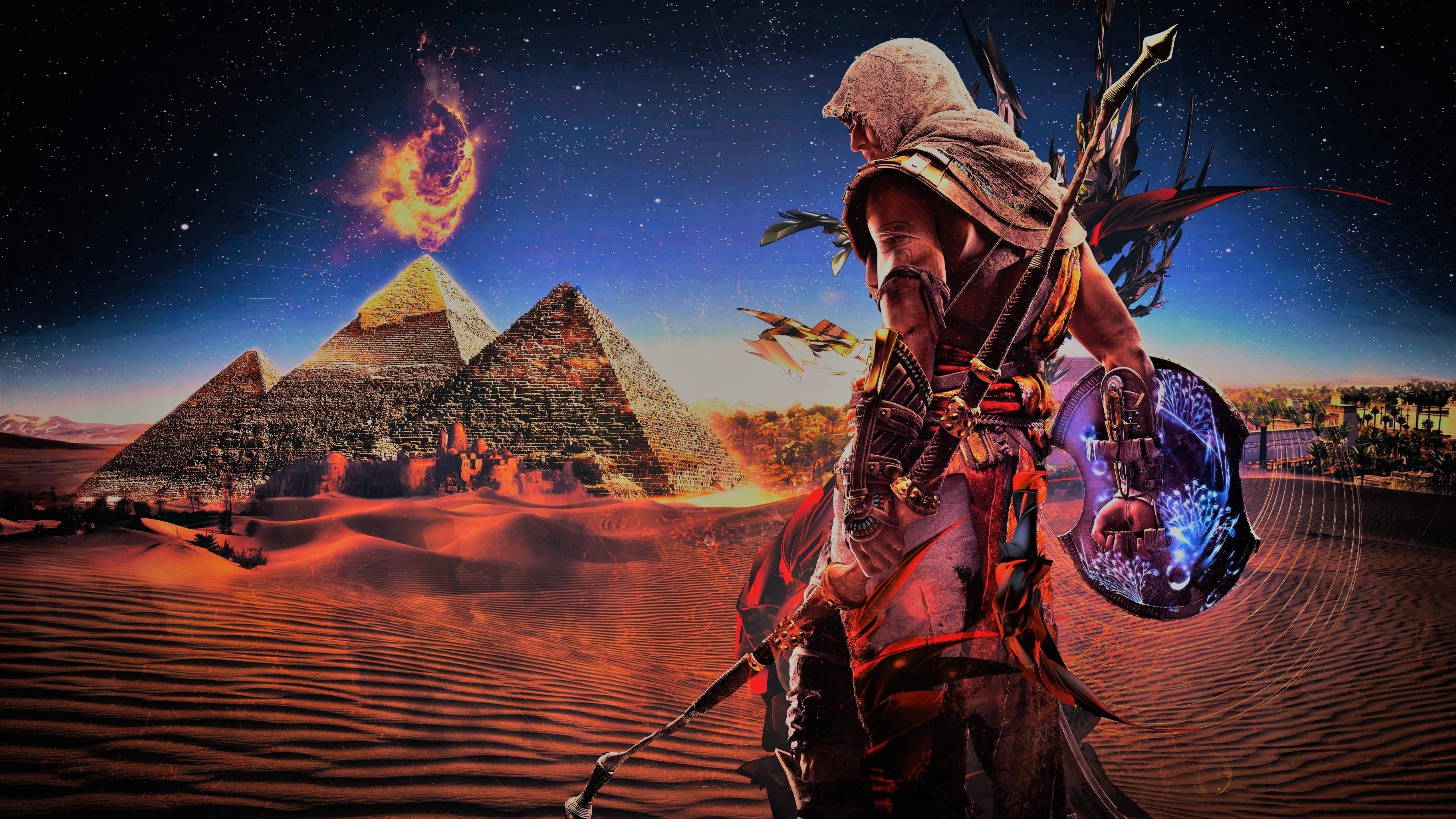 Assassins Creed Origins Wallpapers Posted By Samantha Cunningham
