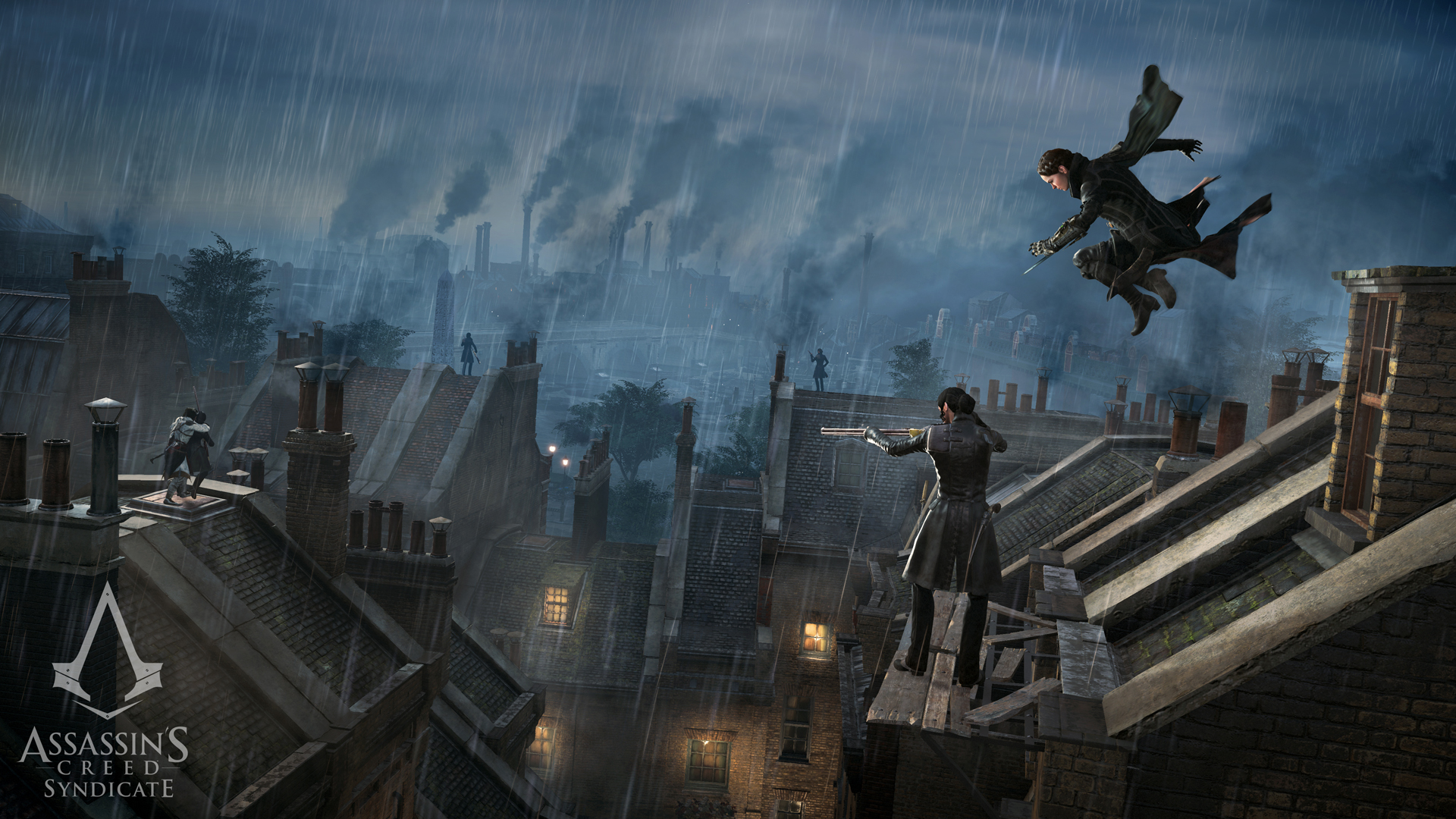 Assassins Creed Syndicate Wallpaper Posted By Ryan Sellers