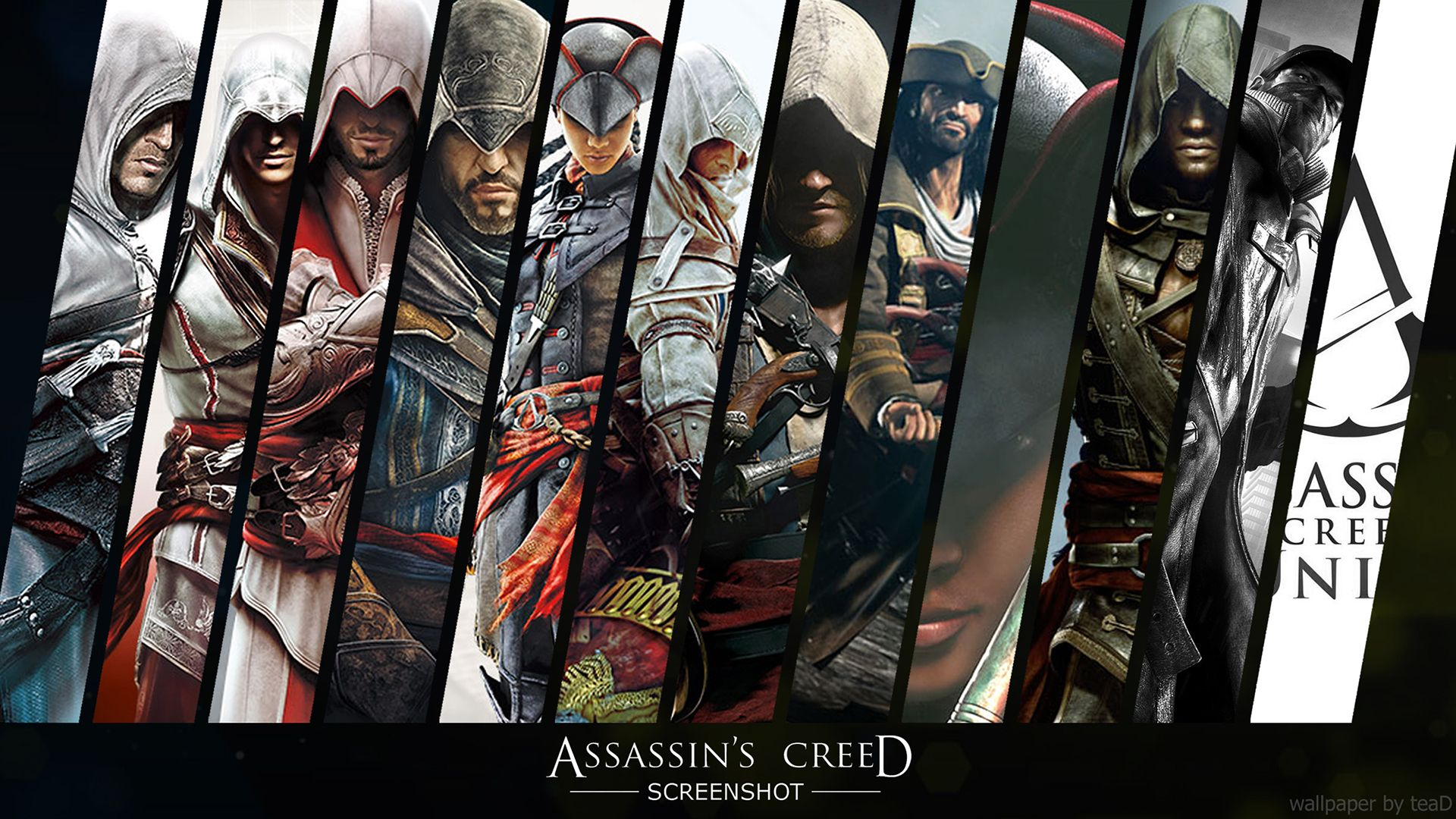 Assassins Creed Unity Wallpaper Posted By Christopher Anderson