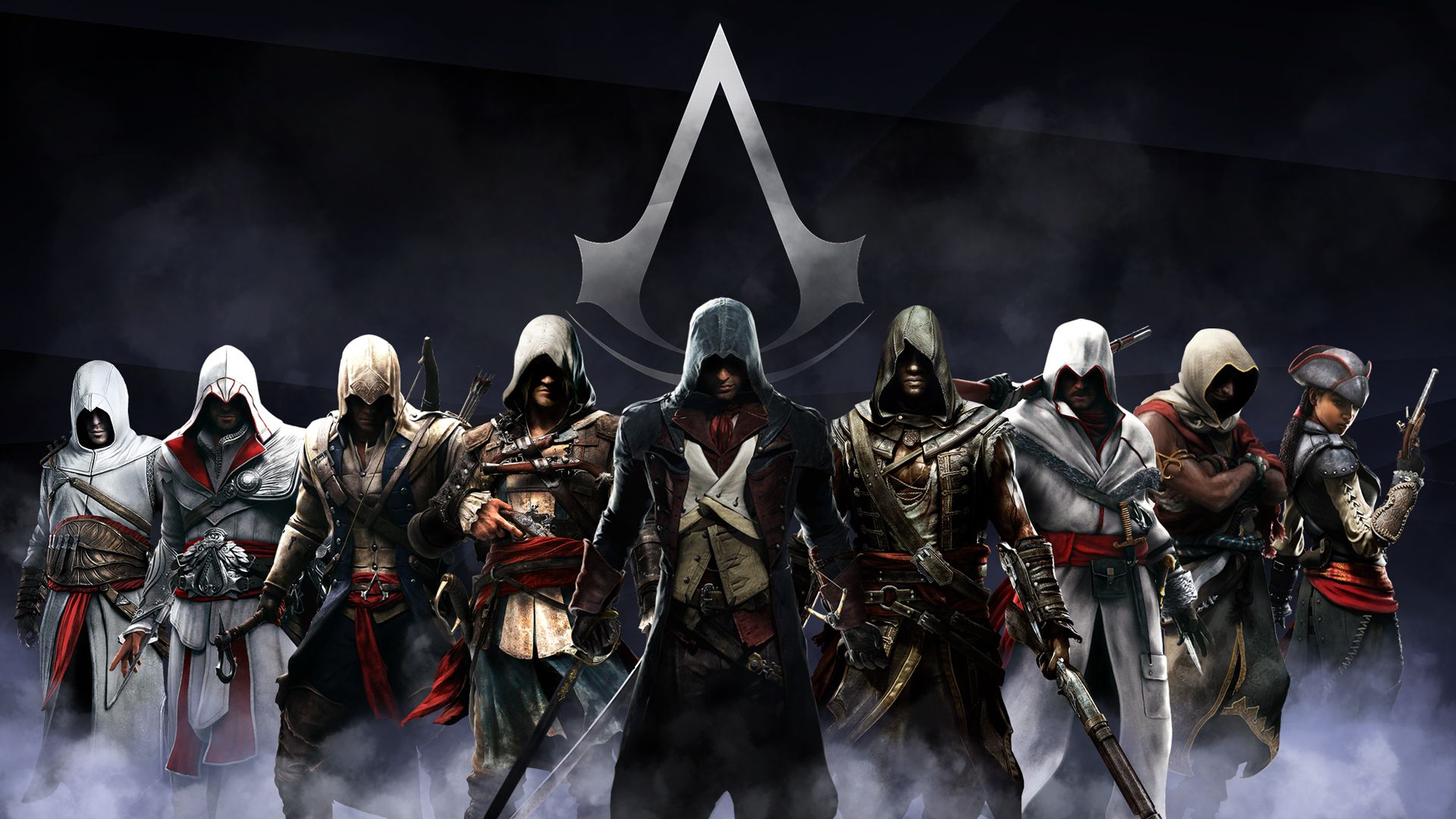 Assassins Creed Wallpapers Posted By Sarah Cunningham