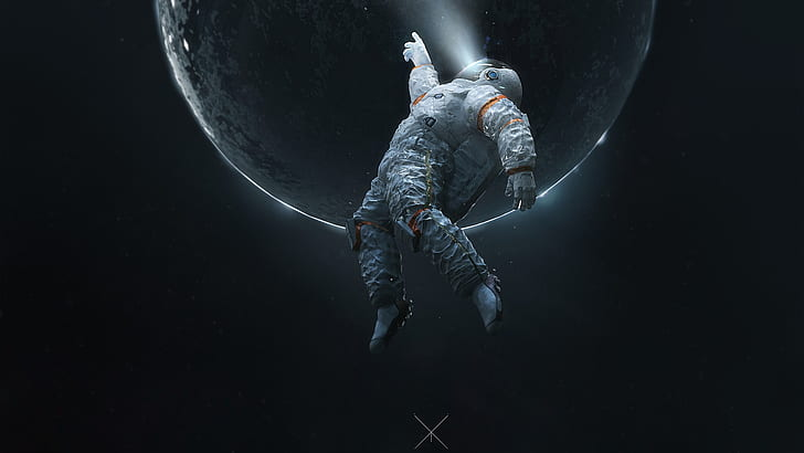 Astronaut Hd Wallpaper Posted By John Sellers