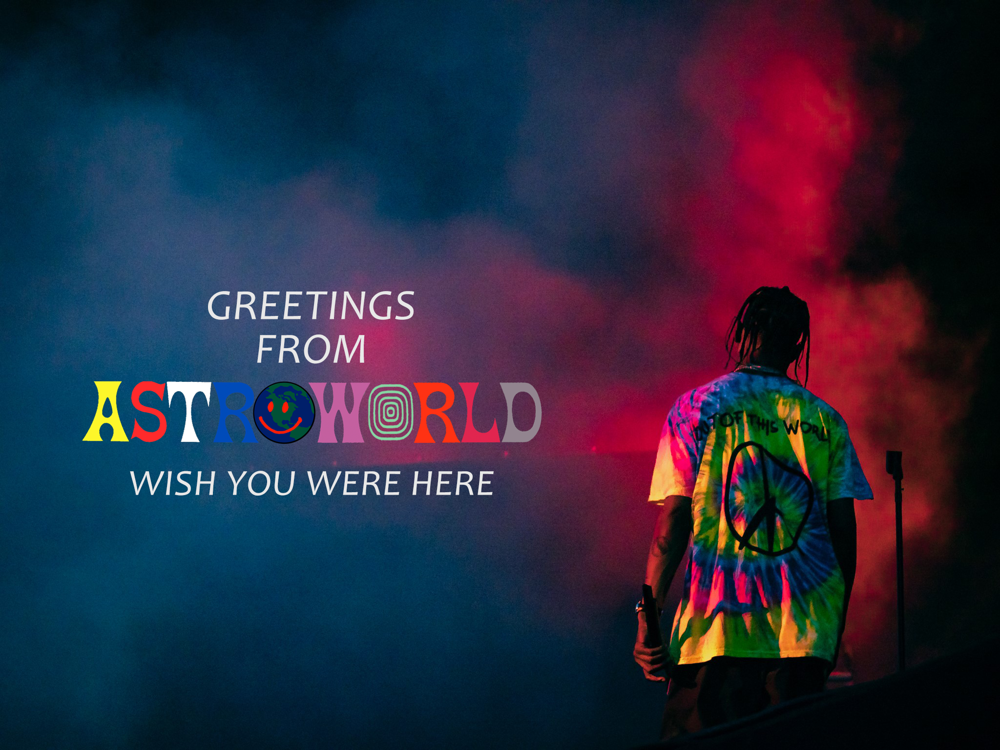 Astroworld Travis Scott Wallpaper Posted By Samantha Tremblay