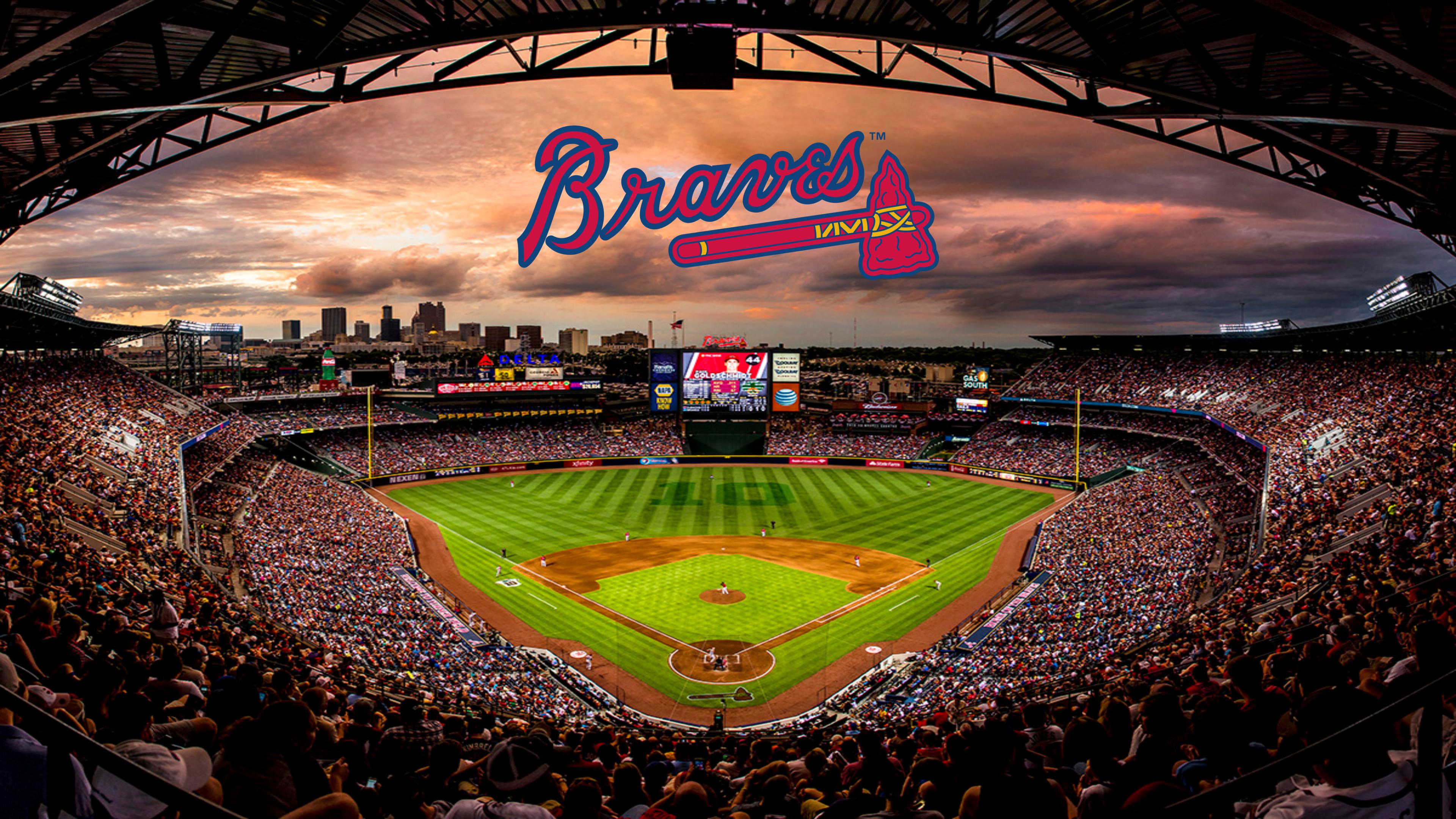Atlanta Braves Backgrounds Posted By Christopher Peltier