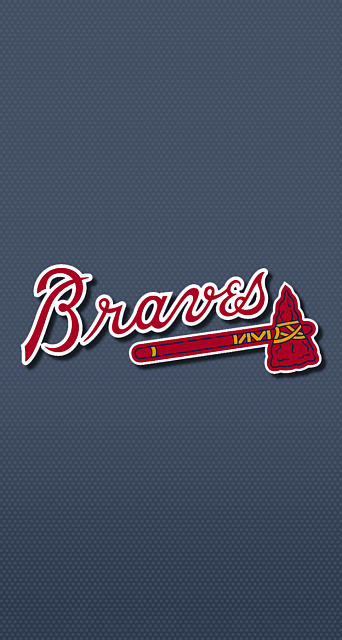 Atlanta Braves Iphone Wallpaper Posted By Zoey Mercado