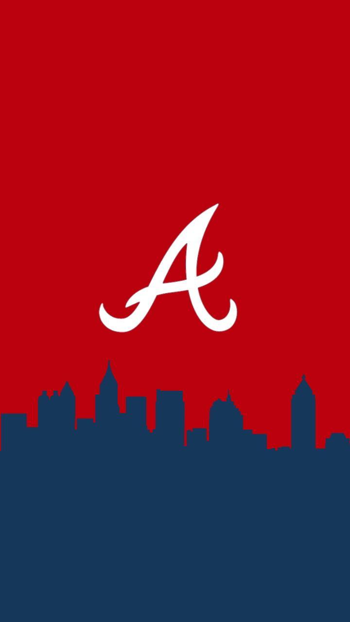 Atlanta Braves Logo Wallpaper Posted By John Simpson