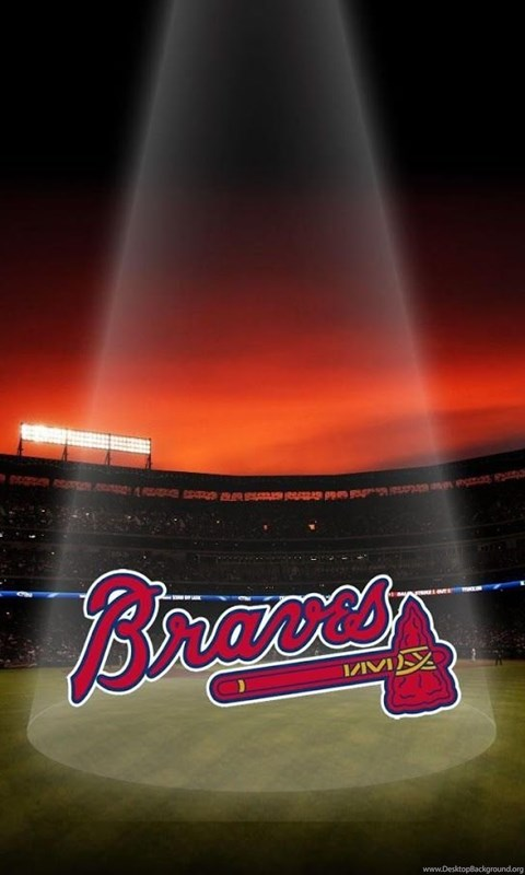 Atlanta Braves Wallpaper For Iphone Posted By Christopher Johnson