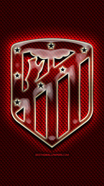 Atletico De Madrid Logo Posted By Zoey Thompson