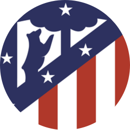 Atletico Madrid New Logo Posted By Zoey Simpson