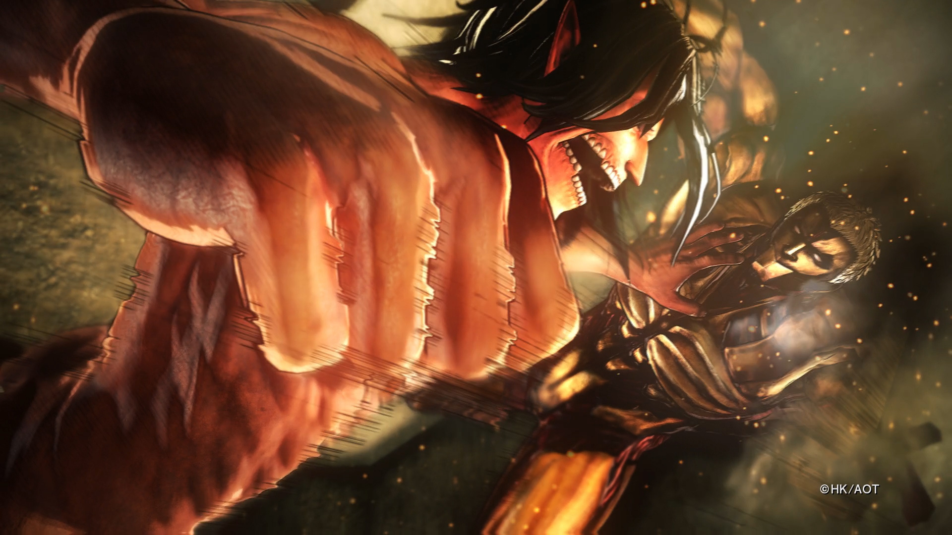 Attack On Titan Armored Titan Wallpaper Posted By Christopher Tremblay