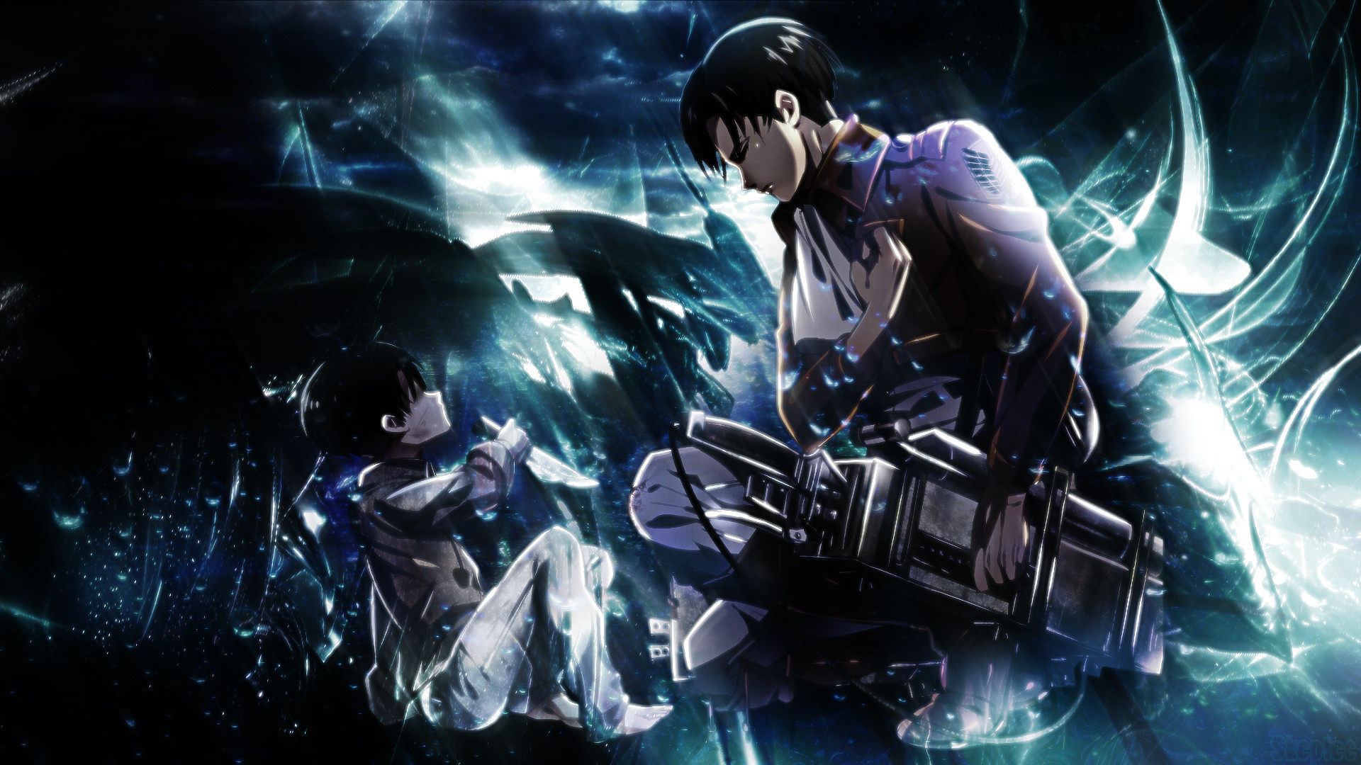 Attack On Titan Desktop Background Posted By Zoey Simpson