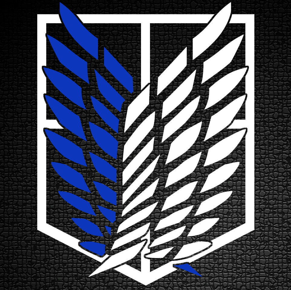 Attack On Titan Scout Logo Posted By Michelle Sellers