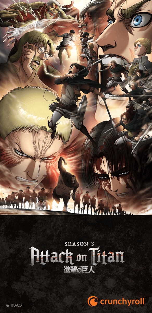 Attack On Titan Season 2 Wallpaper Posted By Sarah Tremblay