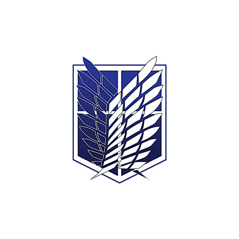 Attack On Titan Survey Corps Logo Posted By Samantha Sellers