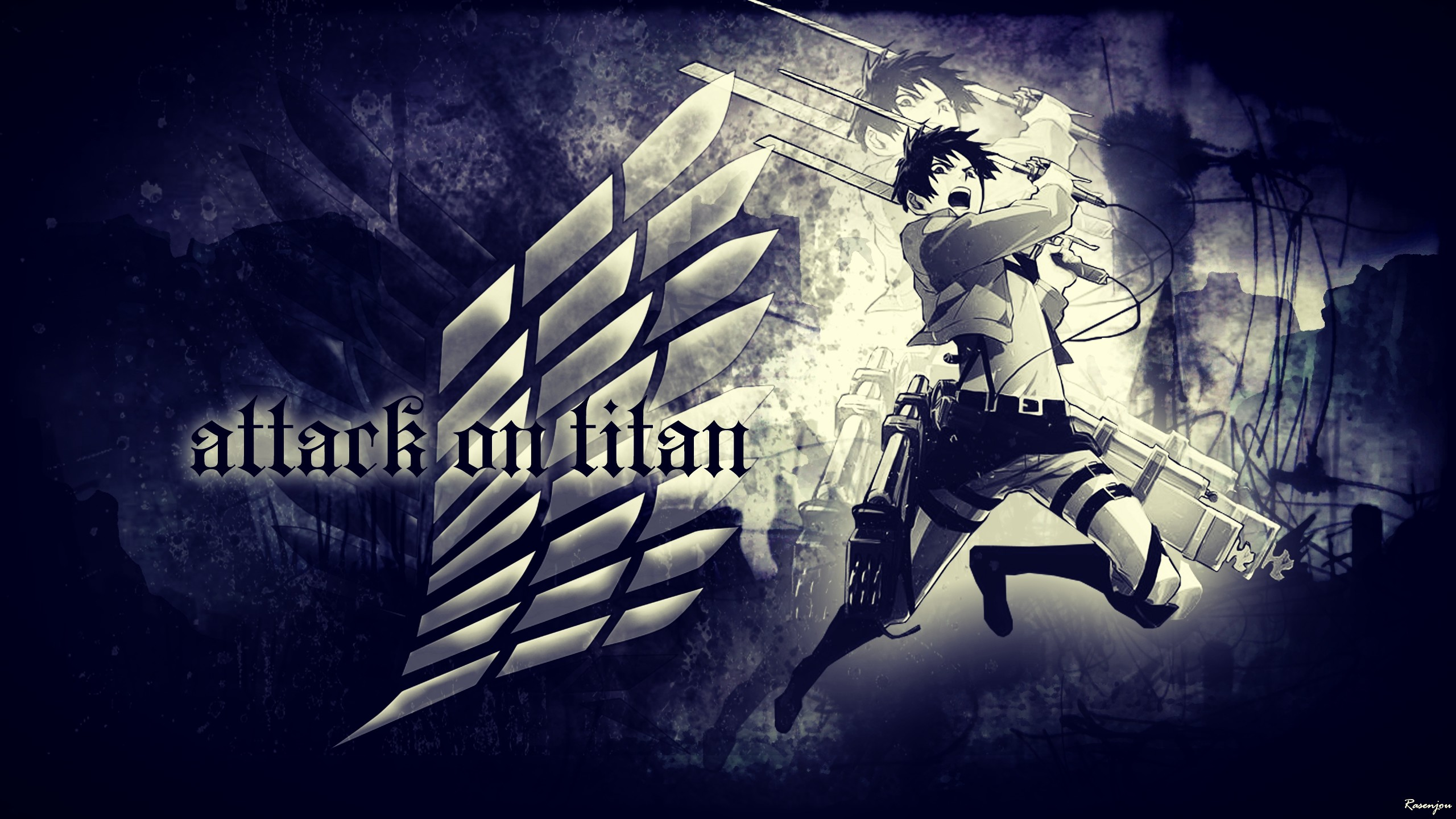 Attack On Titan Wallpaper Phone Posted By Zoey Sellers