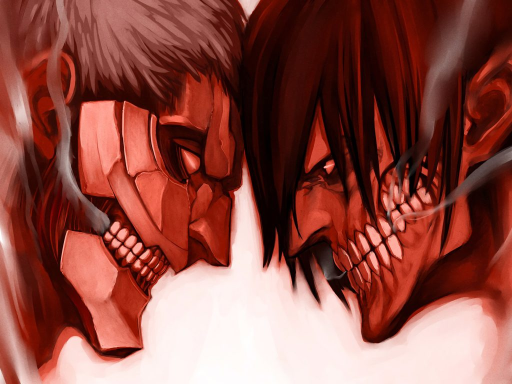 Attack On Titan Wallpapers Hd Posted By Michelle Simpson
