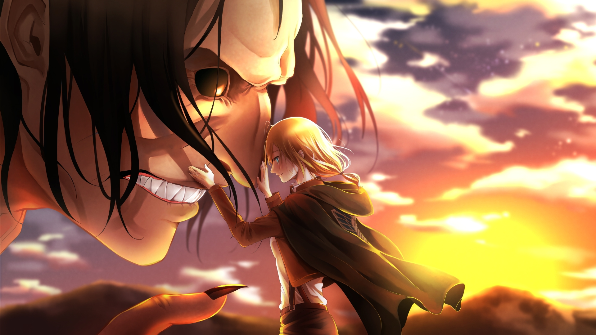 Attack On Titan Wallpapers Posted By Sarah Mercado