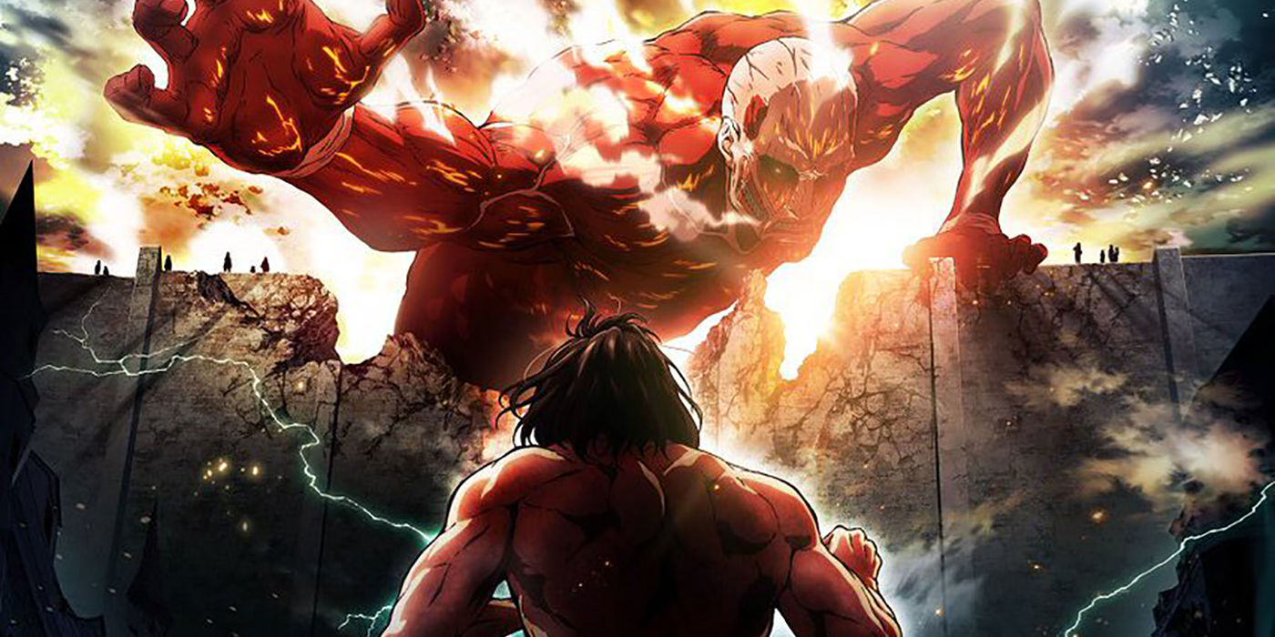 Attack On Titans Hd Wallpaper Posted By Ethan Peltier