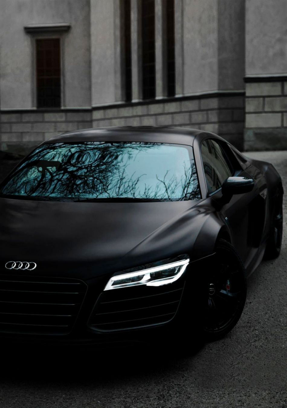 Audi R8 Black Wallpaper Posted By Samantha Johnson