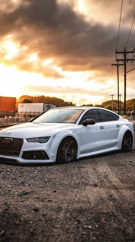 Audi Rs7 Wallpaper Posted By Christopher Mercado