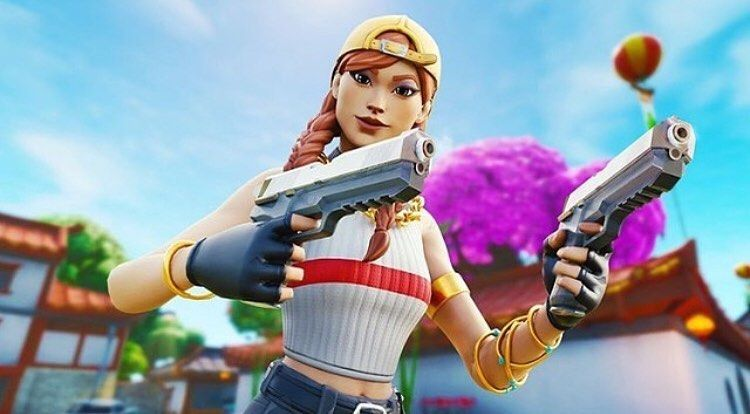 Aura Fortnite Wallpapers Posted By John Walker