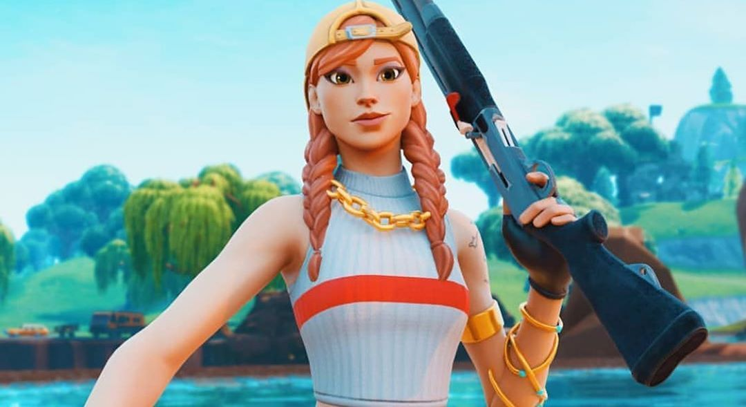 Aura Skin Fortnite Posted By Zoey Anderson