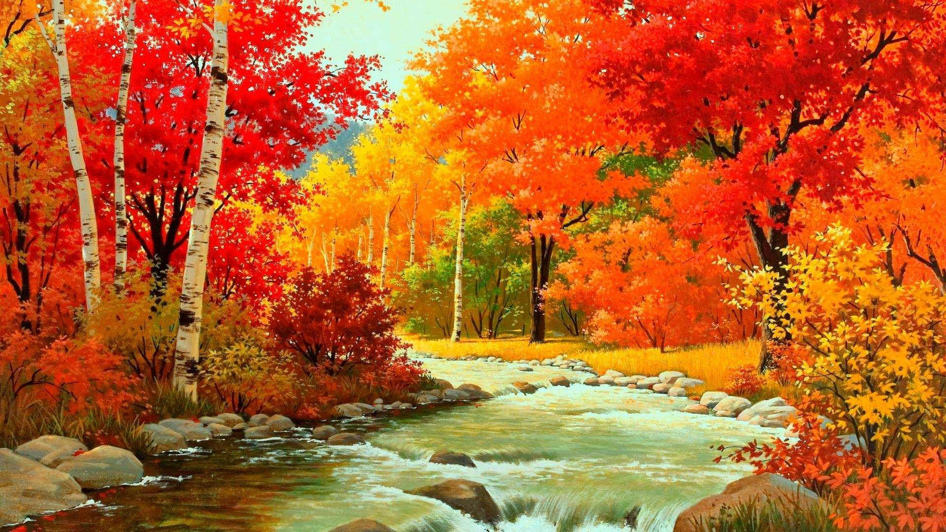 Autumn Widescreen Wallpaper Posted By Ryan Tremblay