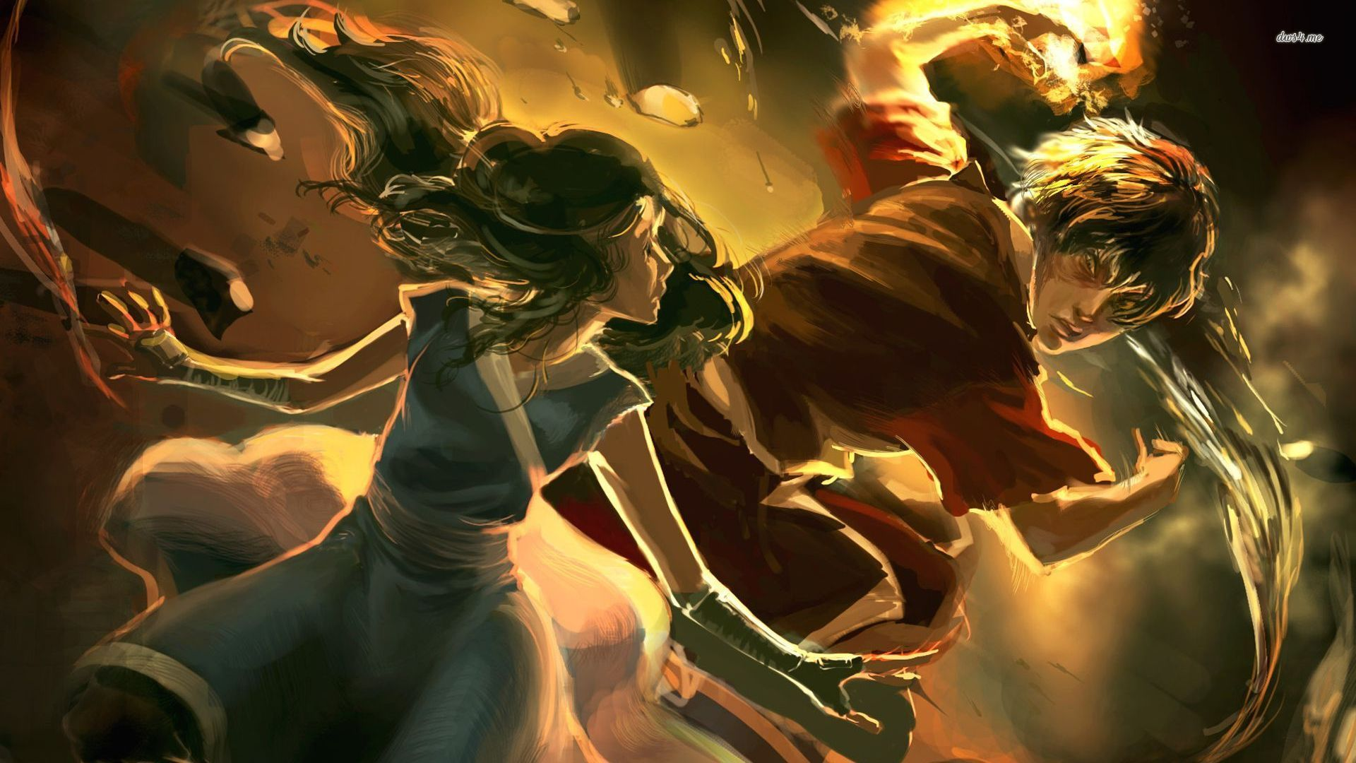 Avatar The Last Airbender Hd Wallpaper Posted By Samantha Sellers