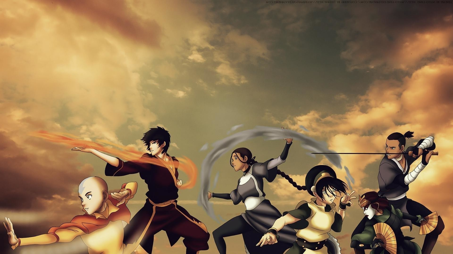 Avatar The Last Airbender Wallpapers Posted By Sarah Simpson