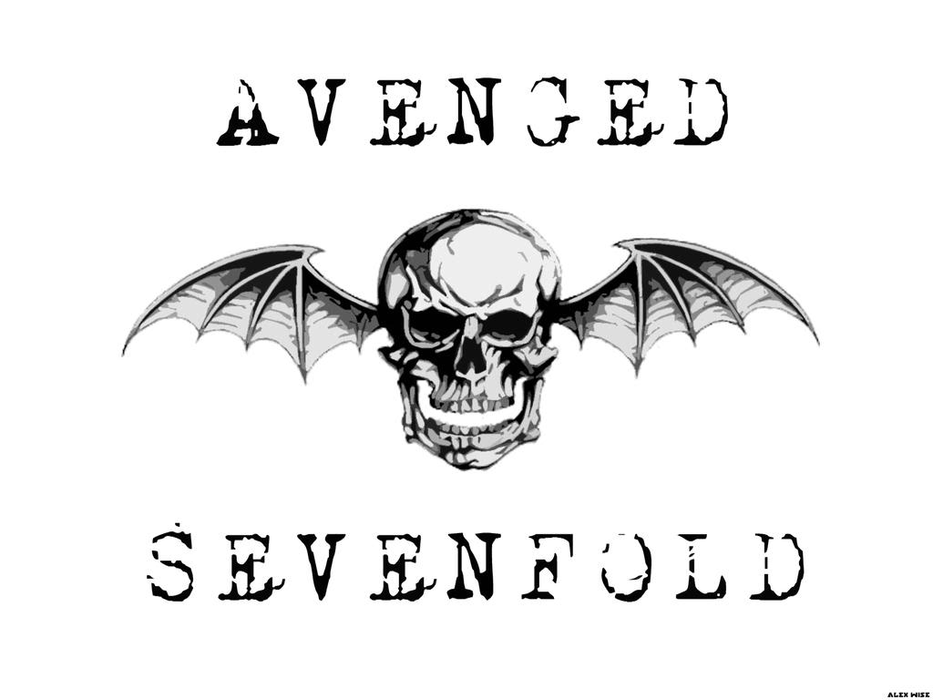 Avenged Sevenfold Logo Wallpaper Posted By Samantha Simpson