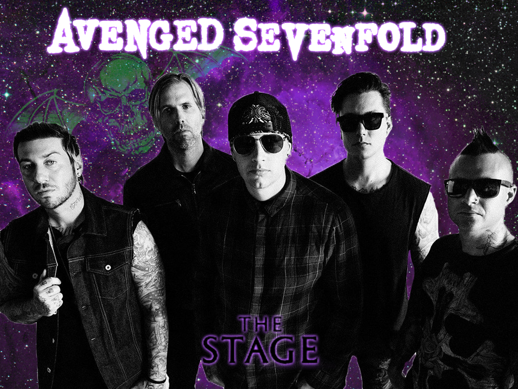 Avenged Sevenfold The Stage Wallpaper Posted By Zoey Anderson