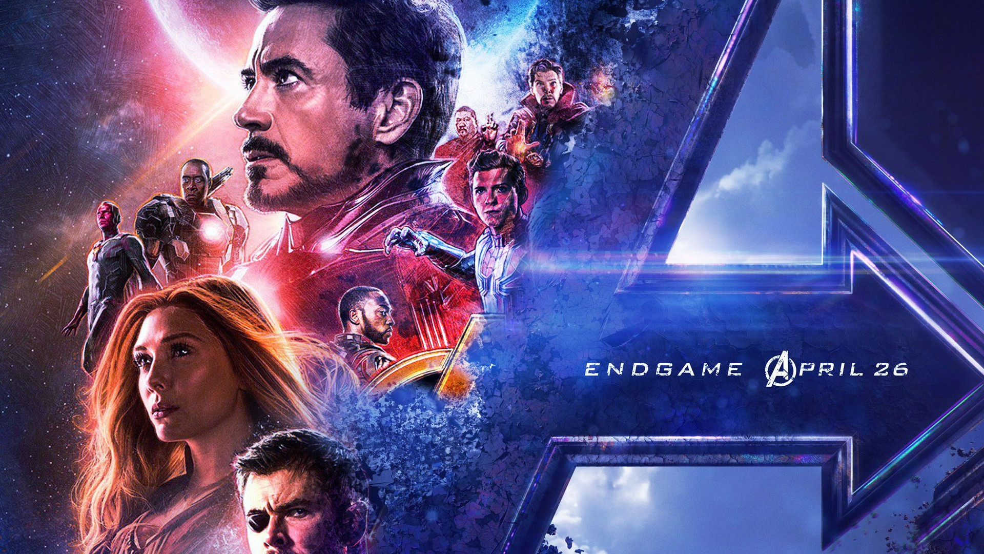 View Avengers Endgame Download Wallpapers