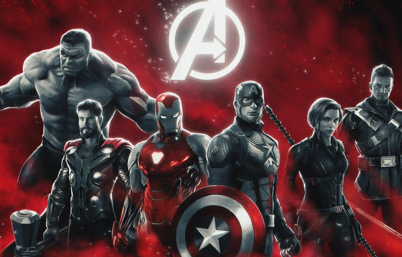 Avengers Endgame Dual Monitor Wallpaper