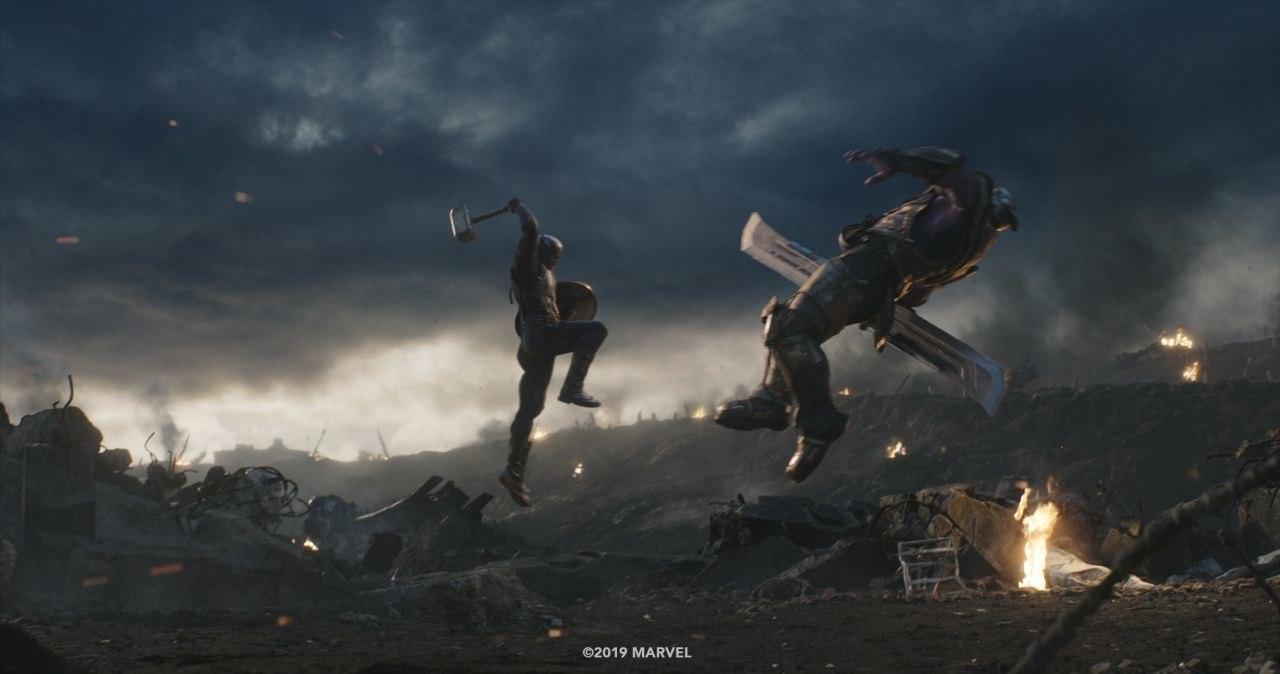 Avengers Endgame Final Battle Wallpaper Posted By Zoey Peltier