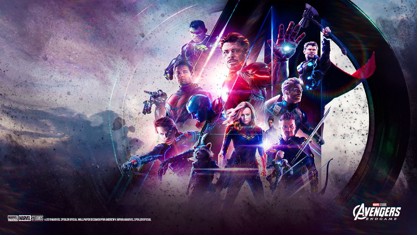 Avengers Endgame Wallpaper Posted By John Mercado