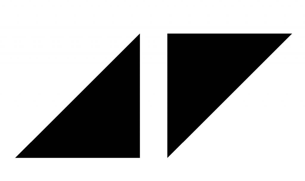 AVICII Triangles Only Vinyl Decal Gloss White Black Or Red Edm Music Legend