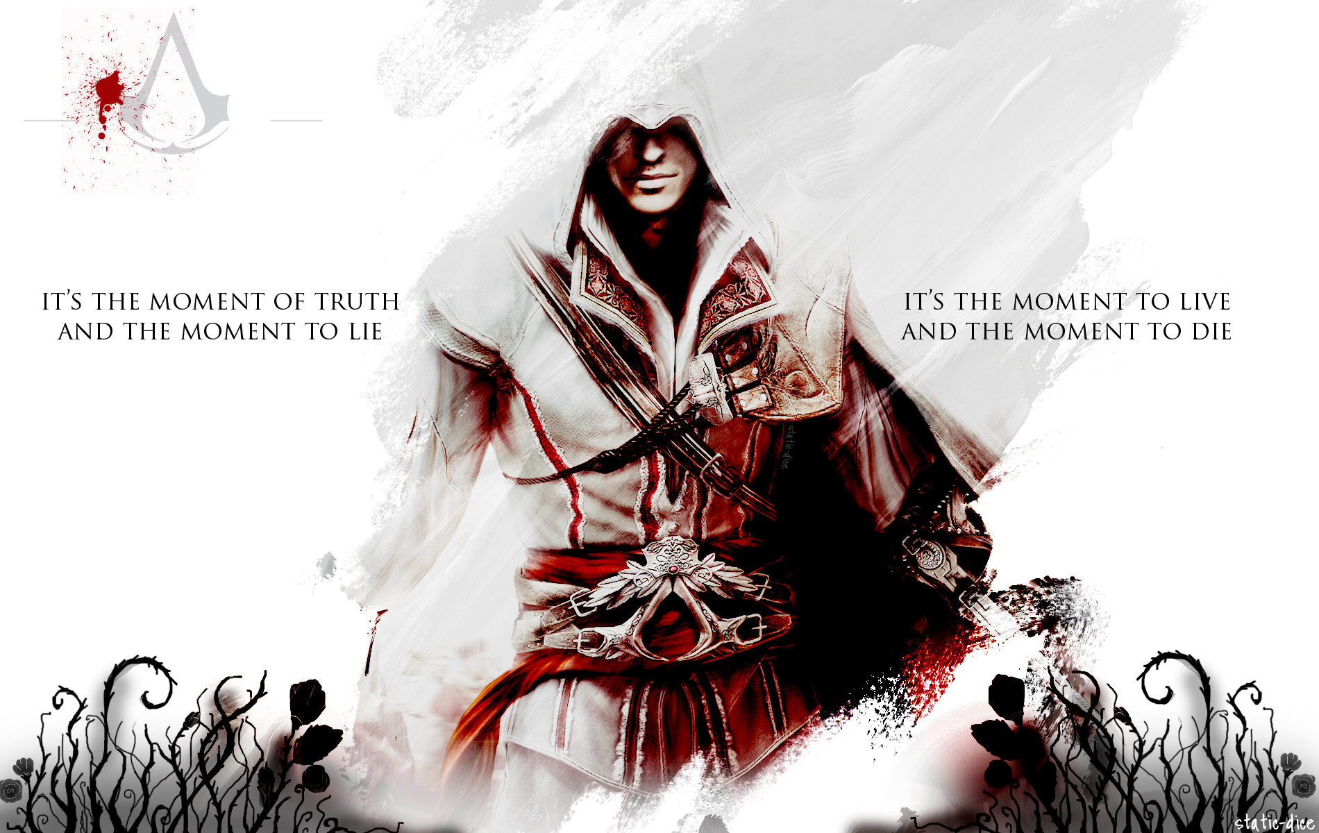 Awesome Assassins Creed Wallpapers Posted By Sarah Thompson