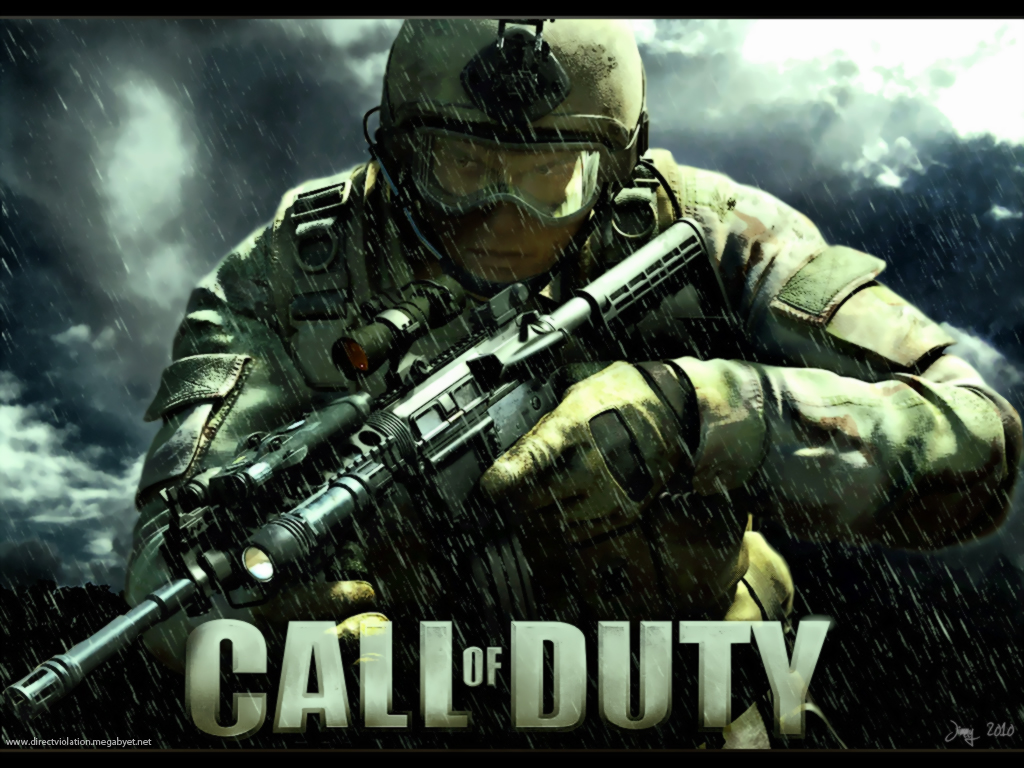 Awesome Call Of Duty Wallpapers Posted By Christopher Walker