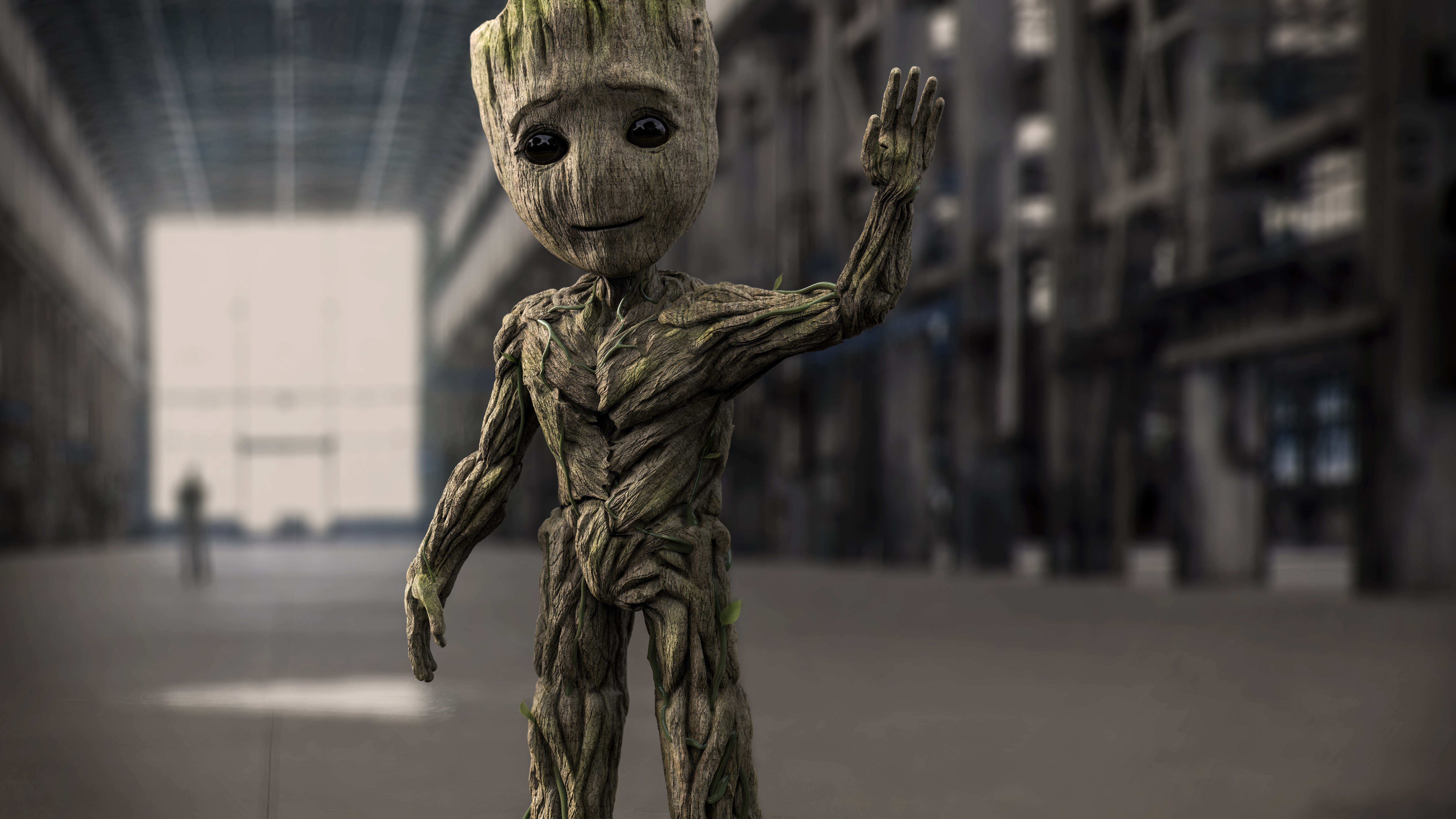 Baby Groot Guardians Of The Galaxy 2 Wallpaper Posted By Ethan Johnson