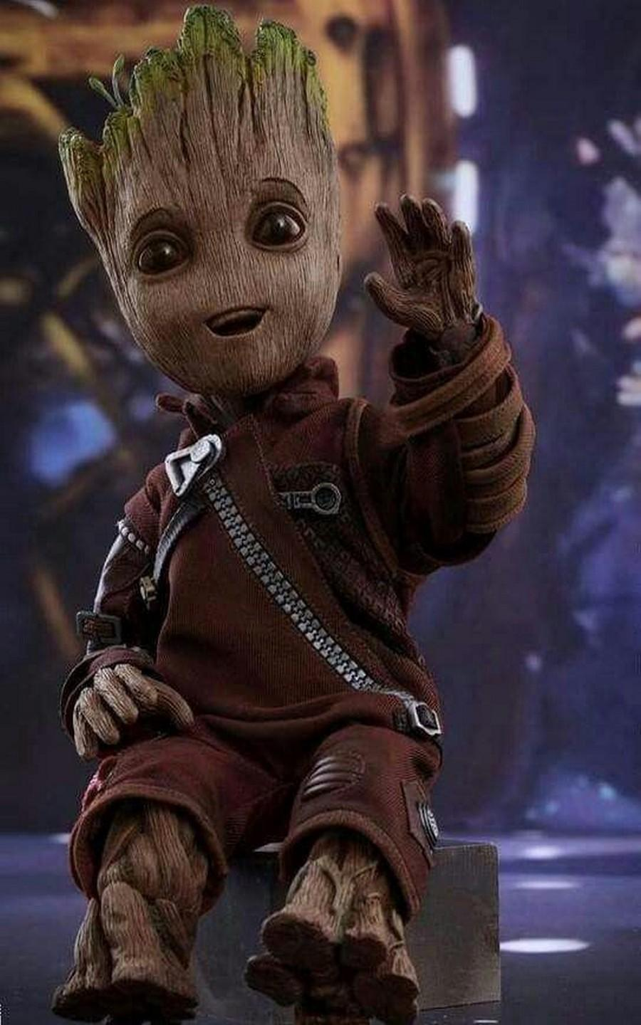 Baby Groot Wallpapers Posted By Sarah Tremblay